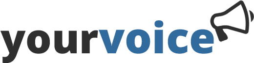 YOURvoice Retina Logo